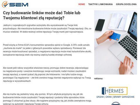 WEB-MS Tworzenie stron www