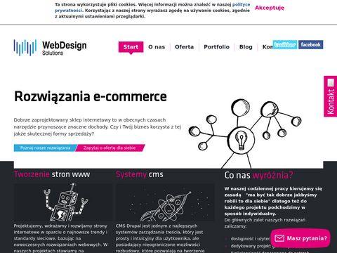Technologie internetowe dla firm.Warszawa, Wrocław, Poznań, Opole, Kraków