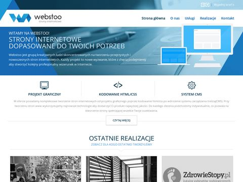 Webstoo - projektowanie stron internetowych