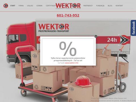 Firma Wektor ze Szczecina