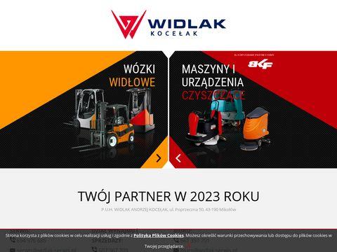 Widlak-Serwis - w贸zki wid艂owe, sprzeda偶, serwis i wynajem