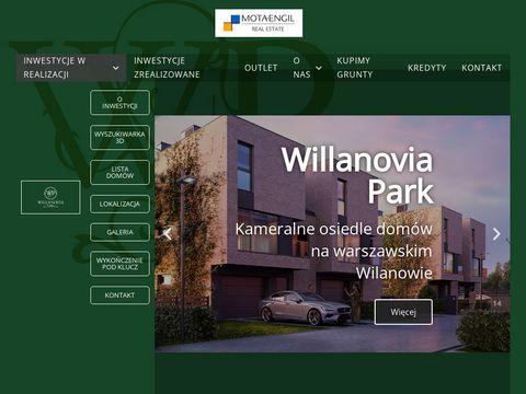 Sprzedaż domów Warszawa