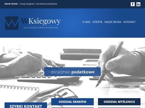 Marek Wcisło Biuro Usług Księgowych