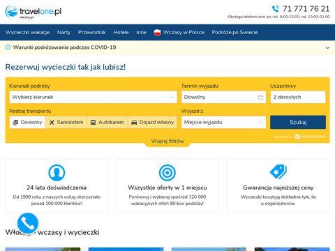 Wspaniałe wybrzeże dzięki Wlochy.pl