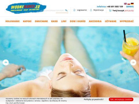 Www.wodneharce.eu - akcesoria do wody sklep