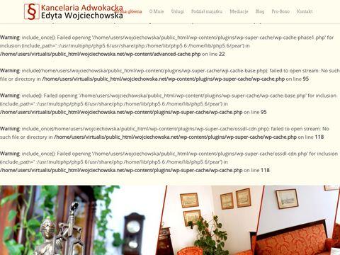 Adwokat od spraw rodzinnych, cywilnych, rozwodowych, rozwód - Poznań
