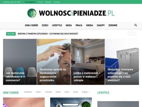 Szybka po偶yczka internet - wolnoscipieniadze.pl