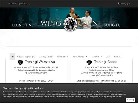 Wing Tsun Kung Fu - Warszawa/Sopot