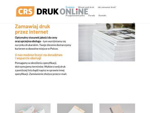 Wizyt贸wki Krak贸w - WydrukCyfrowy.com.pl