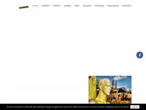 X-GAME PAINTBALL �ÓDŹ