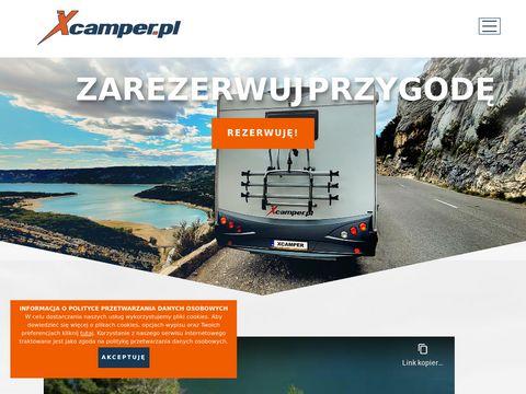 Kamper do wynaj臋ci - xcamper.pl