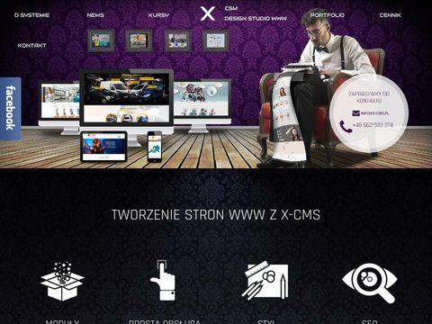 X-CMS Wroc艂aw
