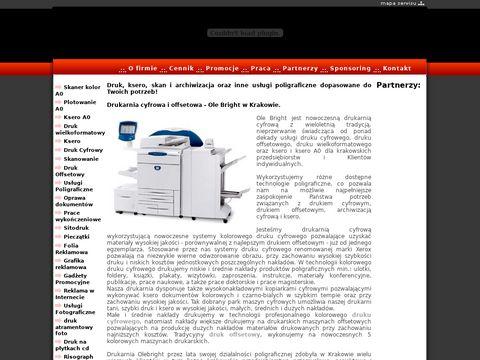 Centrum Poligrafii Cyfrowej - ksero, druk, reklama