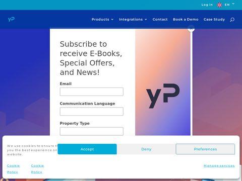 Program do obsługi hotelu - yieldplanet.com