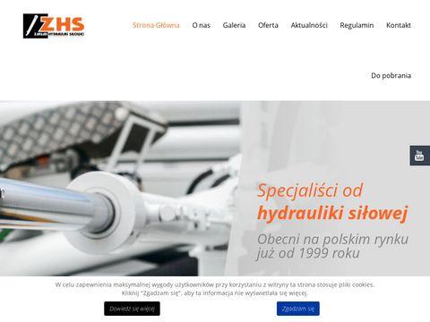 HYDROBOG ANNA BOGACKA hydraulika siłowa