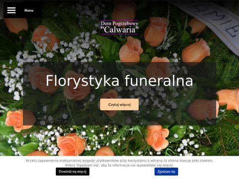 Zakladpogrzebowycalvaria.pl