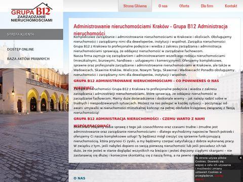 Www.zarzadcakrakow.pl