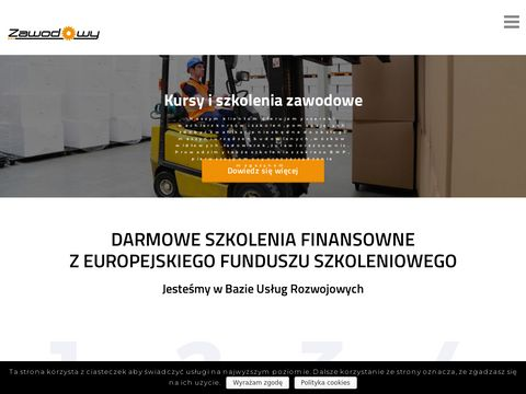 Zawowody.eu - kurs na w贸zki wid艂owe opole
