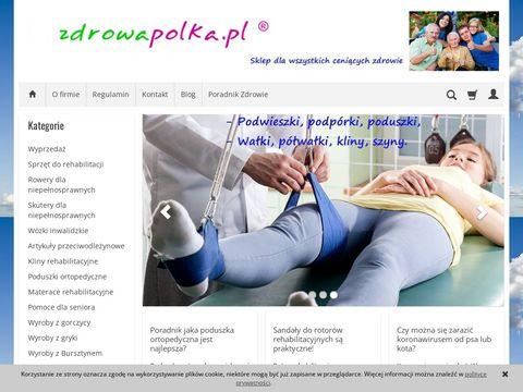 Rotor rehabilitacyjny - zdrowapolka.pl