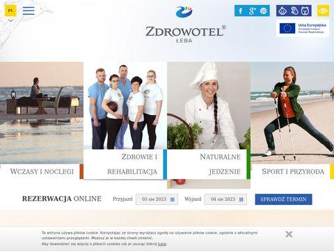 Hotel �eba - zdrowotel.pl