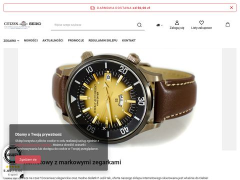 Zegarki-Japonskie.pl - Orient Zegarki