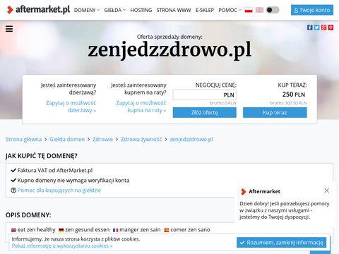 Zenjedzzdrowo.pl Bankiety na Helu