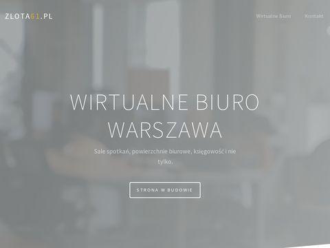 Wirtualne biuro Warszawa Centrum Najtaniej