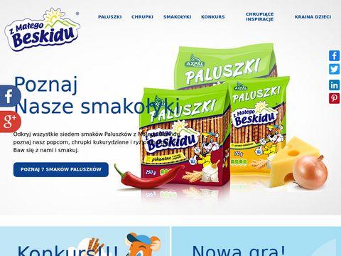 Popcorn zmalegobeskidu.pl