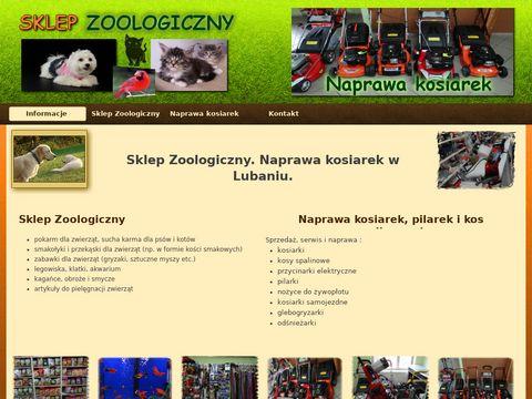 Sklep Zoologiczny i Sklep Sportowy Lubań