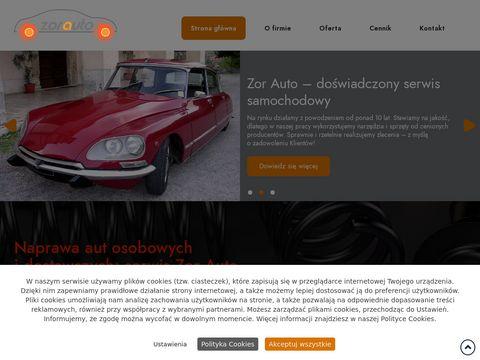 Zor Auto - Serwis aut francuskich