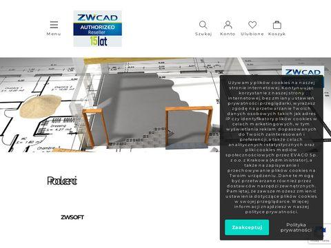 ZWCAD plus to program do wspomagania projektowania