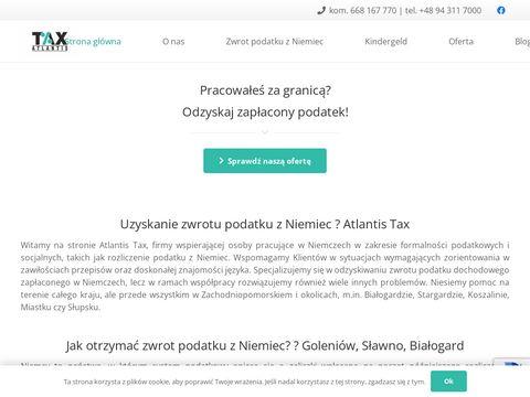Profesjonalne rozliczenie podatku z Niemiec - ZWROTPODATKU-24.PL