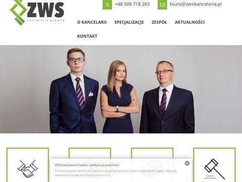ZWS Kancelaria Prawna Ostrów Wielkopolski