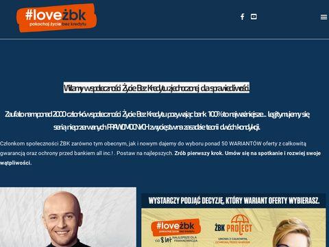 Kredyt we frankach - zyciebezkredytu.pl