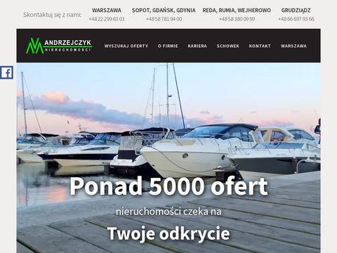 Www1.andrzejczyk-nieruchomosci.pl mieszkania Sopot