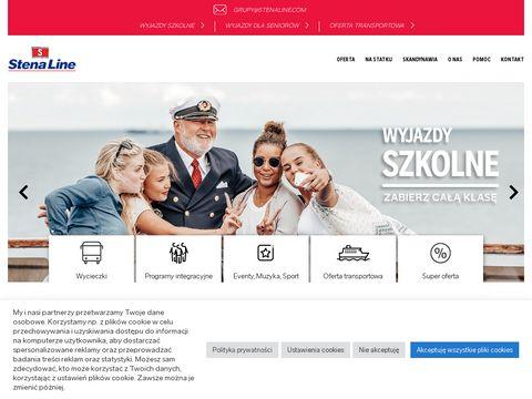 Wyjazdygrupowe.pl - rejsy wycieczkowe do Szwecji, po Ba艂tyku