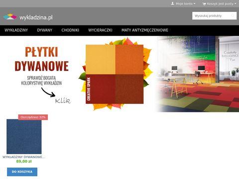 Wykładziny dywanowe - sklep Wykladzina.pl