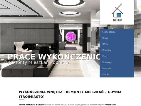 Wyko艅czenia wn臋trz, Remonty Gdynia, Tr贸jmiasto - Exclusive House