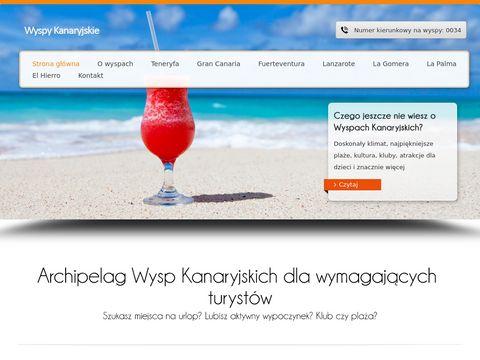 Wyspykanaryjskie.com.pl