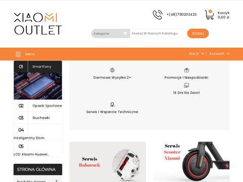 Xiaomi Outlet sklep i serwis Xiaomi w Warszawie