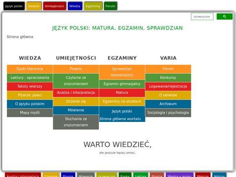 jÄ™zyk-polski.pl