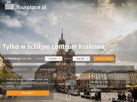 Yourplace.pl - Noclegi Kraków   Apartamenty, Hotele w Krakowie