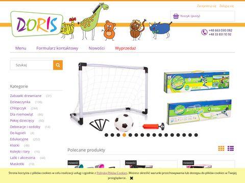 Sklep z zabawkami dla dzieci - ZabawkiDoris
