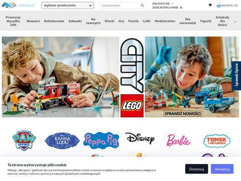 Zabawkiija.pl - sklep z modelami