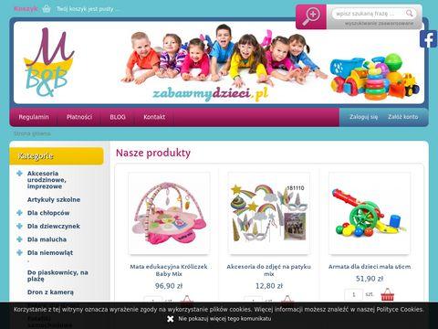 Zabawmydzieci.pl - klocki, zabawki, autka, lalki