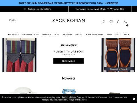 Garnitury - zackroman.com