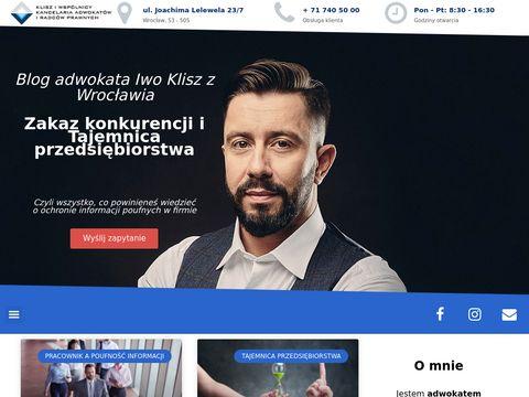 Informacje poufne - zakaz-konkurencji.pl