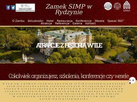 Zamek SIMP w Rydzynie