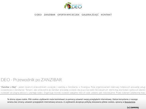 Przewodnik zanzibar - zanzibarzdeo.pl
