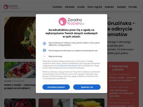 Zaradnakobieta.pl - porady i ciekawostki z wielu dziedzin